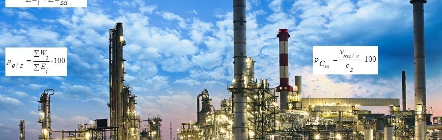 Oil and gas industry - refinery factory petrochemical plant